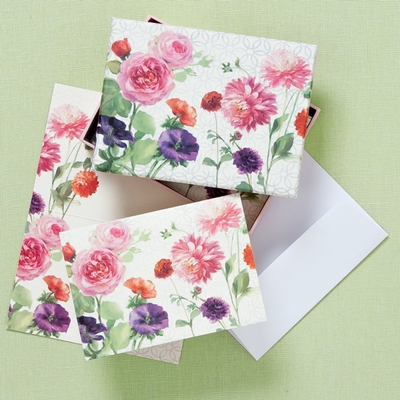 FNC90349 - Boxed Note Cards