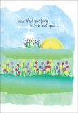 GW518 - Get Well Cards