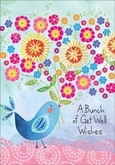 GW9505 - Get Well Cards
