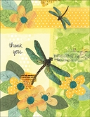 KG09 - Thank You Note Cards