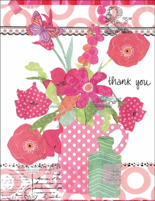 KG10 - Thank You Note Cards