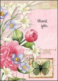 MBL13 - Thank You Note Cards