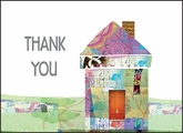 NBL01 - Thank You Note Cards