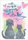 P1416 - Pet Loss Cards