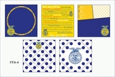 FFA-4 - Scrapbook Papers
