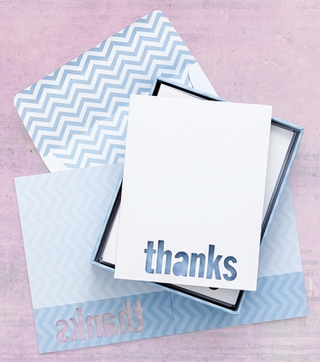 SFNC90608 - Thank You Note Cards