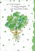 SP2854 - St. Patrick's Day Cards