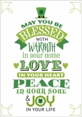 SP9852 - St. Patrick's Day Cards
