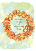 TG884 - Thanksgiving Cards