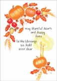TGH885 - Thanksgiving/Boss's Day Cards