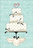 W1401 - Wedding Cards