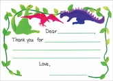 YCTY02 - Thank You Note Cards