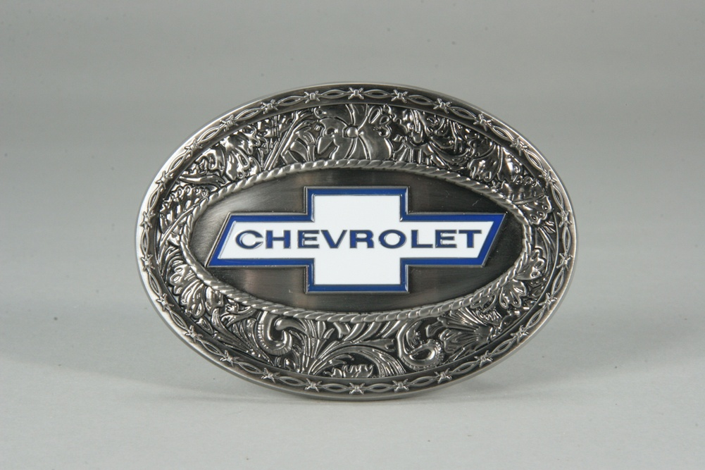 Chevy Belt Buckles >> Chevy Belt Buckle L High Springs Leather