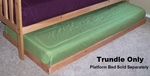 Trundle Only (Toasted Pecan)