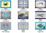 Beach House Placemats - Set of Four
