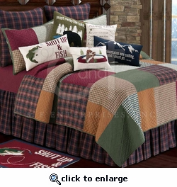 Gibson Lake Quilt