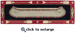 Long Boat Red