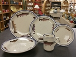 Trout Dinnerware 20 Piece Set/4 Place Settings