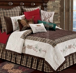 Rustic Retreat Quilt Bedding