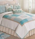 Saltwater Serenity Quilts
