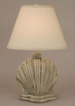 Mini Scallop Shell Lamp