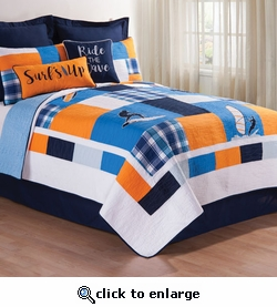 Surfer's Cove Quilts