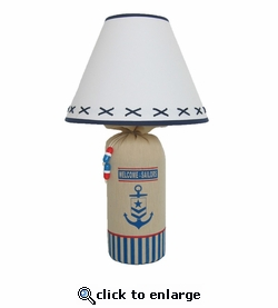 Welcome Lamp