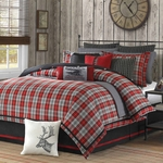 Williamsport Plaid Comforter Sets by Woolrich