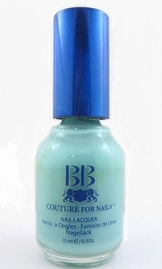 BB Couture Nail Polish, Adios Mo Fo