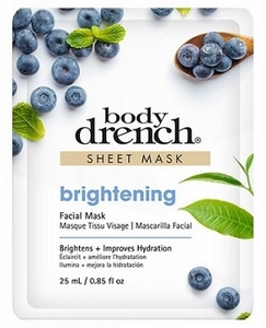Body Drench Brightening Facial Sheet Mask