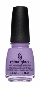 China Glaze Nail Polish, A Waltz In The Park 1558