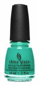 China Glaze Nail Polish, Activewear, Don't Care 1599