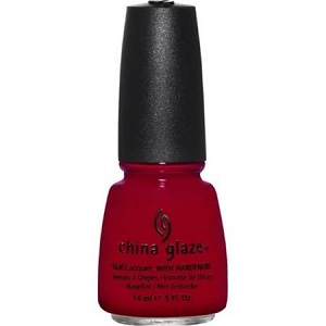 China Glaze Nail Polish, Adventure Red-Y 1076