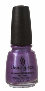 China Glaze Nail Polish, Anklets of Amethyst 591