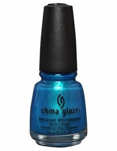 China Glaze Nail Polish, Beauty & The Beach 563