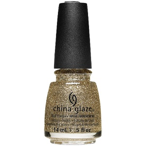 China Glaze Nail Polish, Big Hair & Bubbly 1584