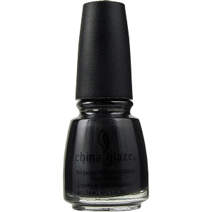 China Glaze Nail Polish, Black Diamond 629