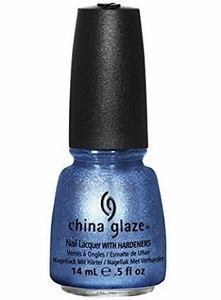 China Glaze Nail Polish, Blue Bells Ring 1119