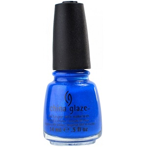 China Glaze Nail Polish, Blue Sparrow 1010