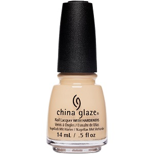 China Glaze Nail Polish, Bourgeois Beige 1539