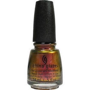 China Glaze Nail Polish, Cabin Fever 1417