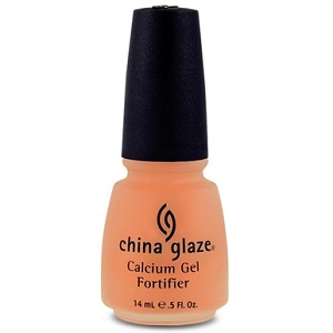 China Glaze Calcium Gel Fortifier for Weak or Splitting Nails