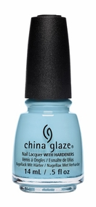 China Glaze Nail Polish, Chalk Me Up! 1556