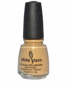 China Glaze Nail Polish, Classic Camel 933