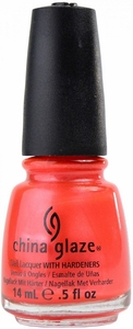 China Glaze Nail Polish, Coral Star 007