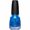 China Glaze Nail Polish, Crushin' On Blue 1509