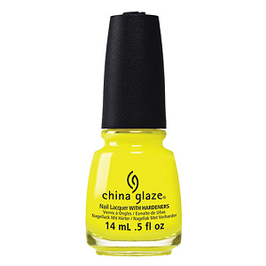 China Glaze Daisy Know My Name Nail Polish 1399