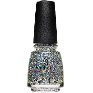 China Glaze Nail Polish, Disco Ball Drop 1578
