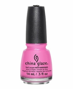 China Glaze Don't Mesa With My Heart Nail Polish 1391