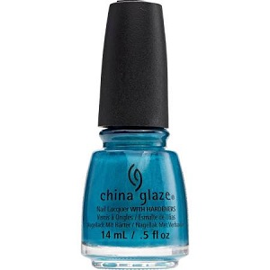 China Glaze Nail Polish, Don't Teal My Vibe 1510